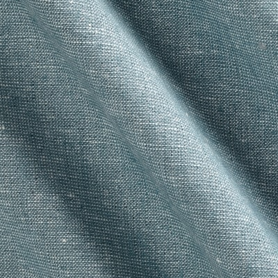 Kaufman Essex Yarn Dyed Linen Blend Metallic Water