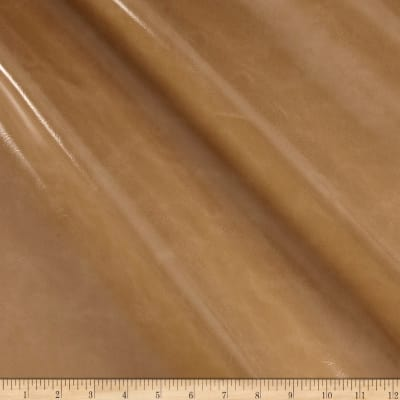 P Kaufmann Saddlery Del Mar Vinyl Tan