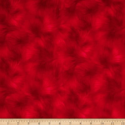 Timeless Treasures Viola Texture Red