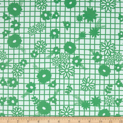 Art Gallery Fiesta Fun Papel Picado Verde