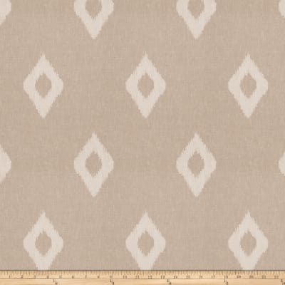 Fabricut Abree Diamond Linen Blend Linen