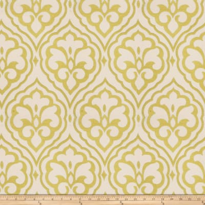Fabricut Aspire Damask Sprout