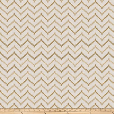 Fabricut Boga Metallic Gold