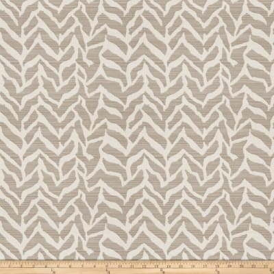 Fabricut Breaking The Bank Jacquard Grey