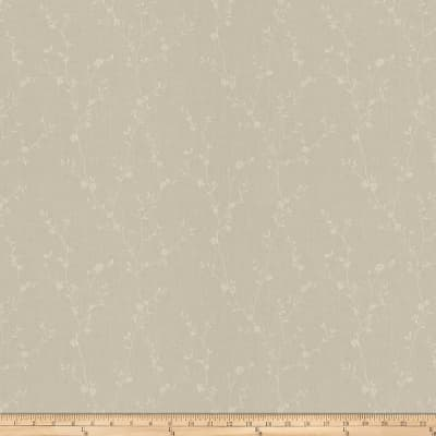 Fabricut Budding Field Linen Blend Bisque