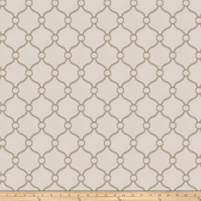 Fabricut Churchill Grey Canvas