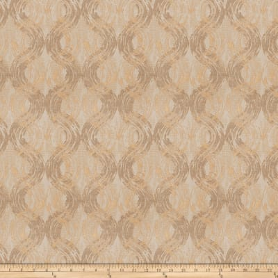 Fabricut Double Cross Jacquard Gold