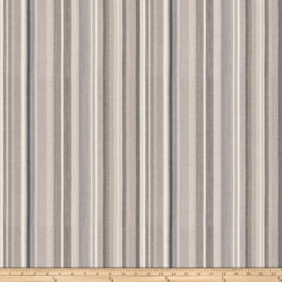 Fabricut Flagteam Stripes Charcoal