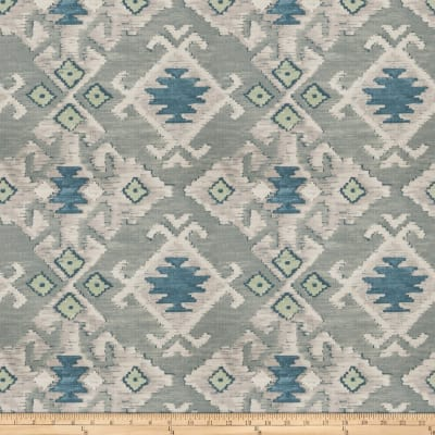 Fabricut Gumption Barkcloth Monsoon
