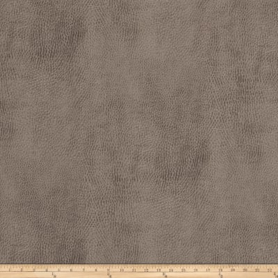 Fabricut Hayfield Faux Leather Taupe