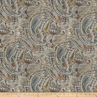 Fabricut Lotusland Jacquard Jungle