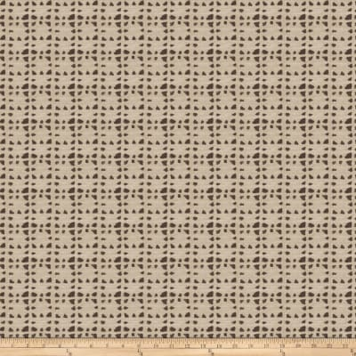 Fabricut Mercat Barkcloth Pebble