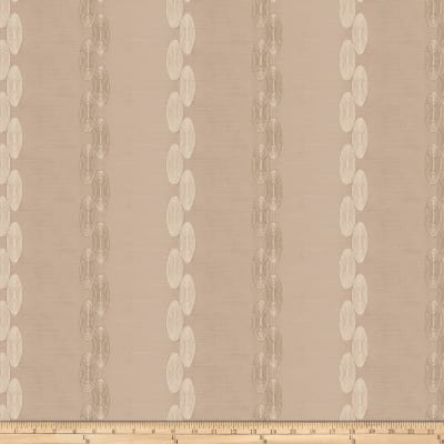 Fabricut Merciful Sheen Satin Jacquard Stucco