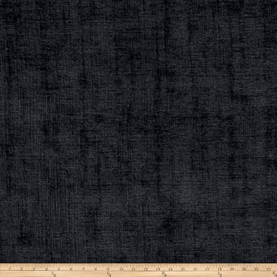Fabricut Option Chenille Midnight
