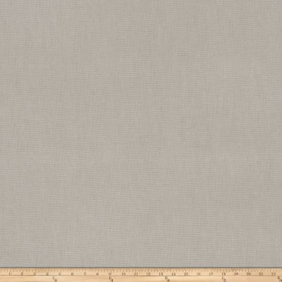 Fabricut Principal Brushed Cotton Canvas Platinum