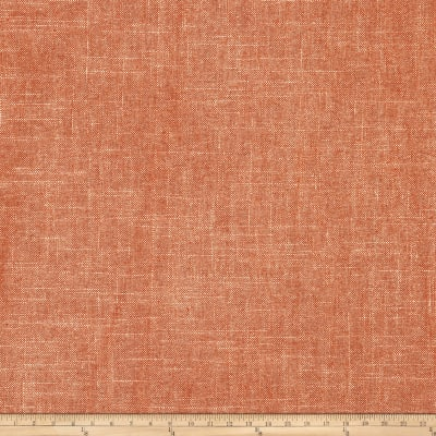 Fabricut Ramones Linen Blend Orange