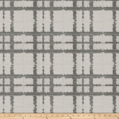 Fabricut Rectangle Mania Jacquard Graphite