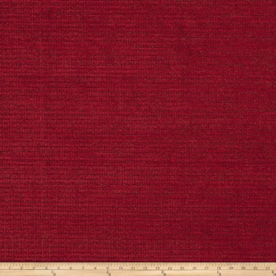 Fabricut Remington Chenille Basketweave Poppy