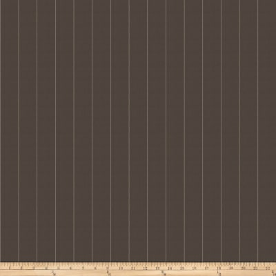 Fabricut Set Stripe Poplin Charcoal