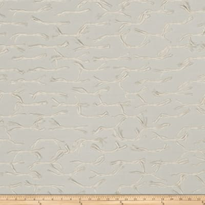 Fabricut Theron Eyelash Silk Cotton Sateen Opal