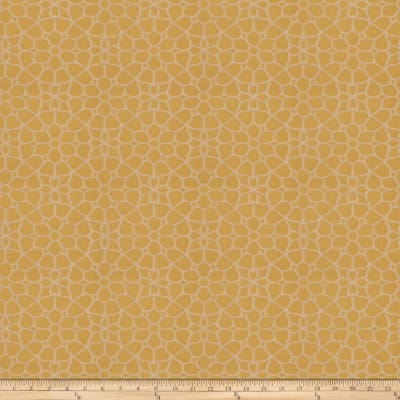 Fabricut Torrent Jacquard Gold Leaf
