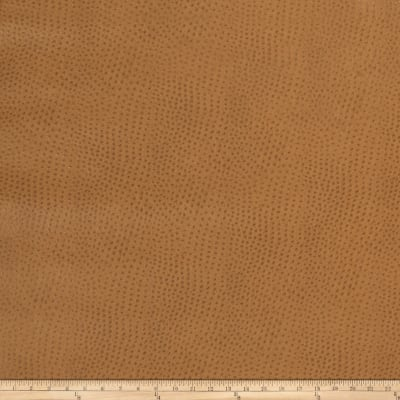 Fabricut Westbury Faux Leather Caramel