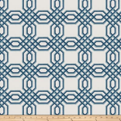 Fabricut Westcott Linen Blend Nautical