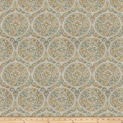 Fabricut Willy Nilly Jacquard Seaspray
