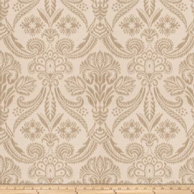 Fabricut Wisdom Damask TravertineBasketweave