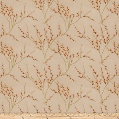 Fabricut Zaria Embroidered Orchard