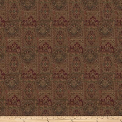 Trend 02893 Jacquard Red
