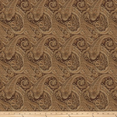 Trend 02897 Jacquard Brown