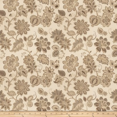 Trend 03409 Chenille Jacquard Taupe