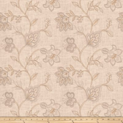 Jaclyn Smith 03725 Platinum Linen