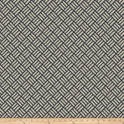 Jaclyn Smith 03728 Jacquard Navy