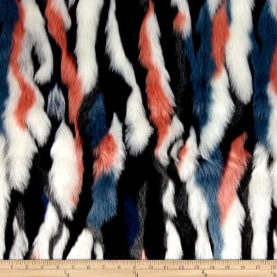 Shannon Luxury Faux Fur Himalaya Fur Aztec