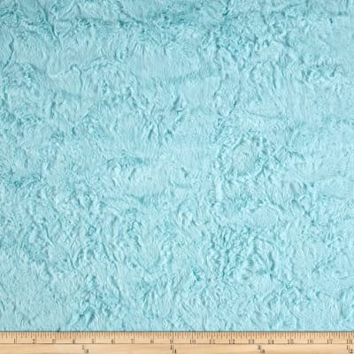 Shannon Minky Luxe Cuddle Marble Saltwater