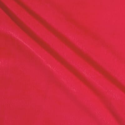 Vibrant Solids Micro Fleece Solid Hot Pink