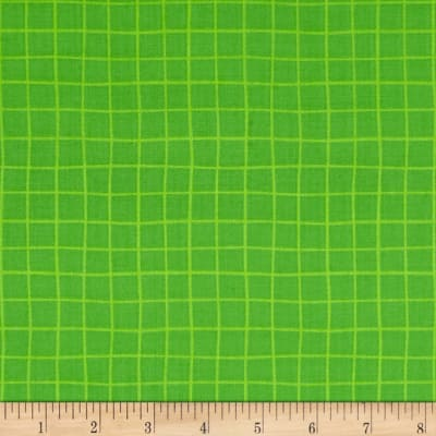 We Share One World Grid Green
