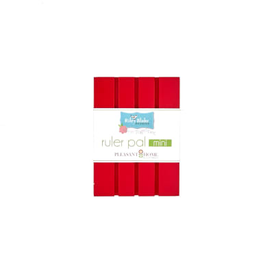 Sew Together Ruler Pal Mini Red