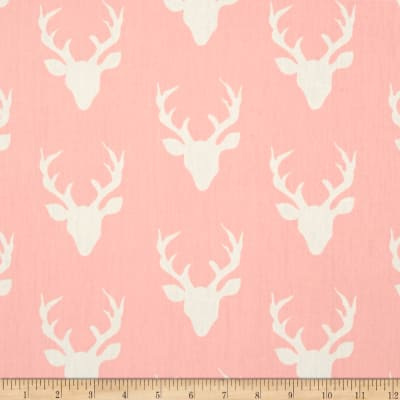 Art Gallery Hello Bear Buck Forest Light Pink