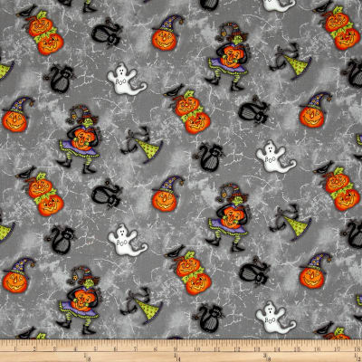 Maywood Studio Halloweenie Tossed Halloweenies Gray