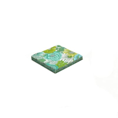 "Liberty Garden Blue 5"" Charm Pack"