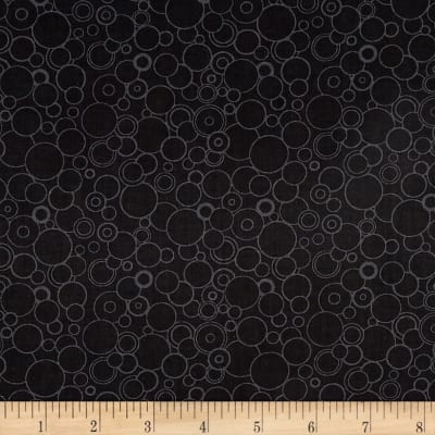 Contempo Anything Goes Circles Black/Grey