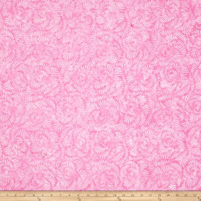 Colorama Batiks Palm Swirl Cotton Candy