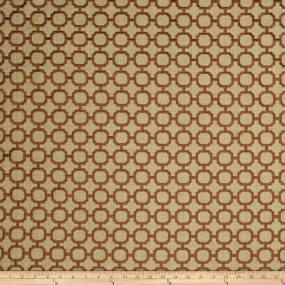 Fabricut Amadeus Lattice Sienna