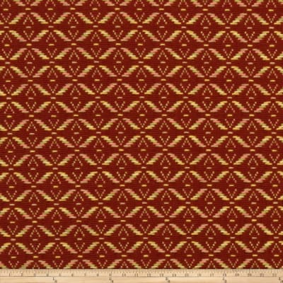 Fabricut Amusement Ruby Red