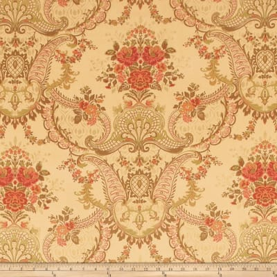 Fabricut Ansley Velvet Honey