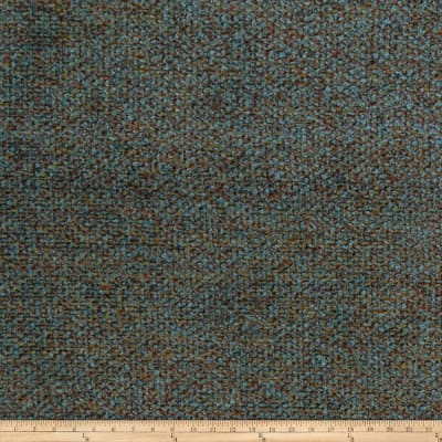 Fabricut Assembly Chenille Turquoise