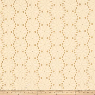 Fabricut Beloved Lace Beige